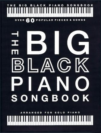 Big Black Piano Songbook
