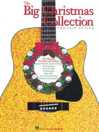 Big Christmas Collection - Easy Guitar