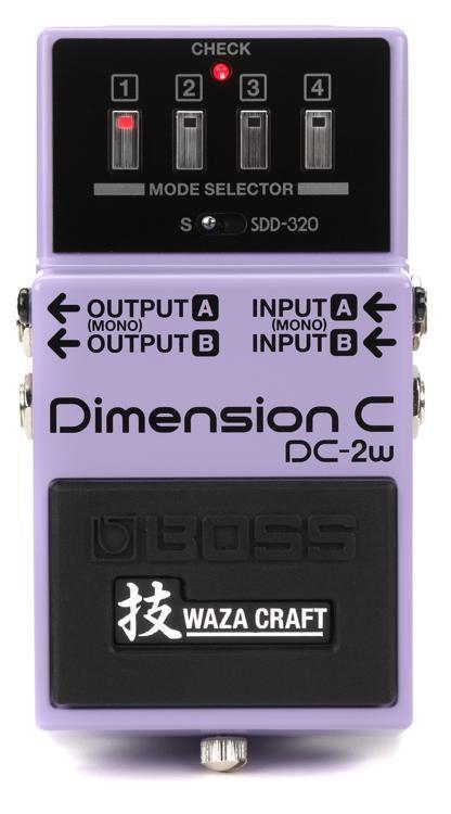 Boss DC-2w Dimension Pedal