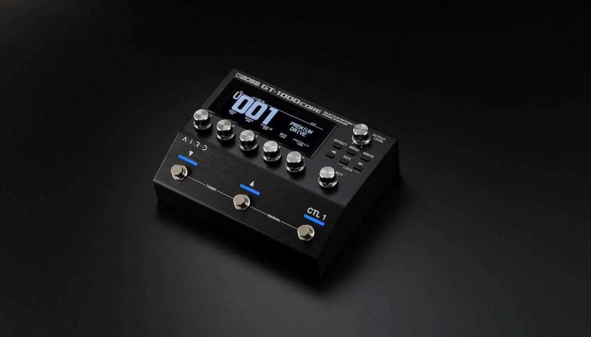 Boss GT-1000 CORE Multi Effects Processor
