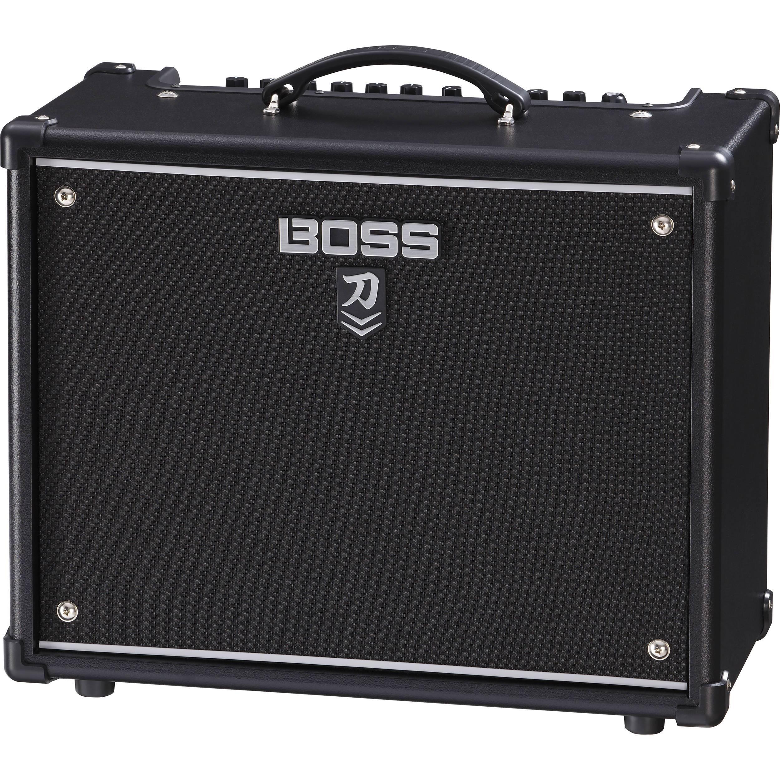 Boss KTN-50 mkII Katana 50W Combo Amplifier
