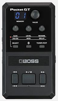 Boss Pocket GT Pocket Guitar Effects Processor