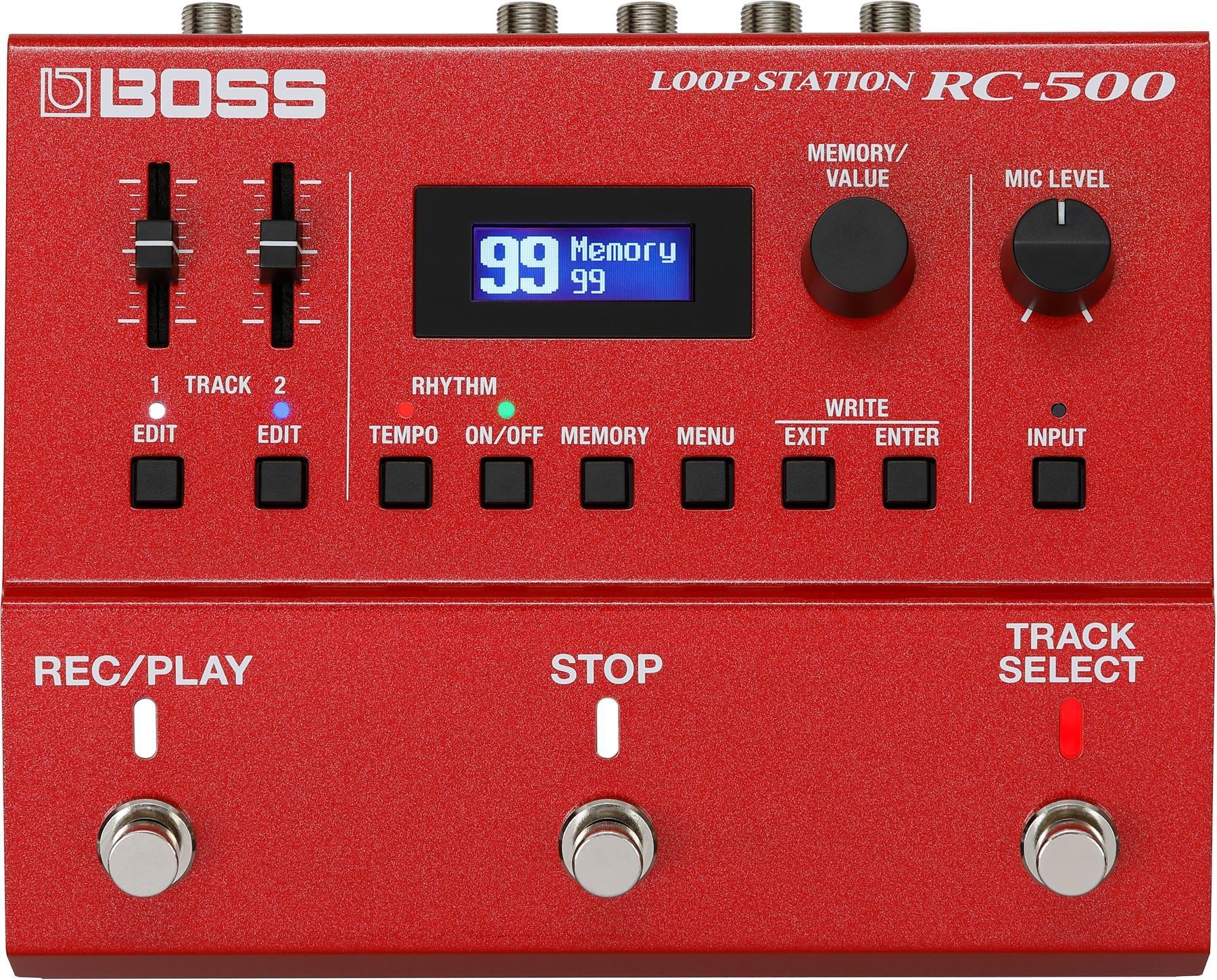 Boss RC-500 Guitar Loop Pedal