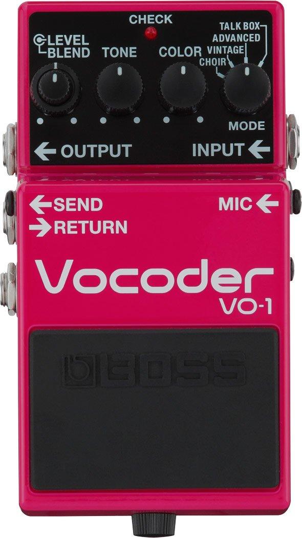 Boss VO-1 Vocoder Guitar Effects Pedal