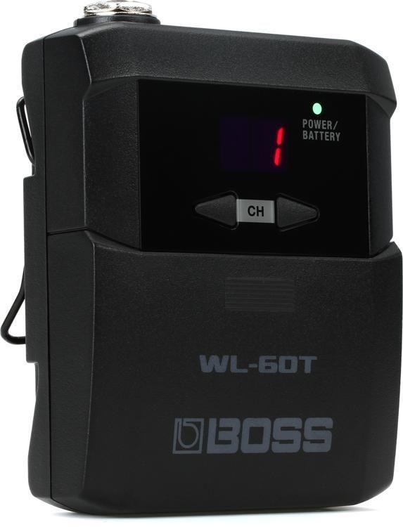Boss WL-60T Wireless Bobypack Transmitter