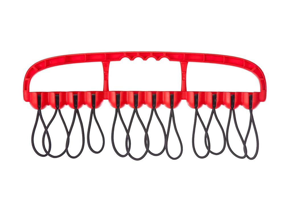 Cable Wrangler Cable Hanger Red