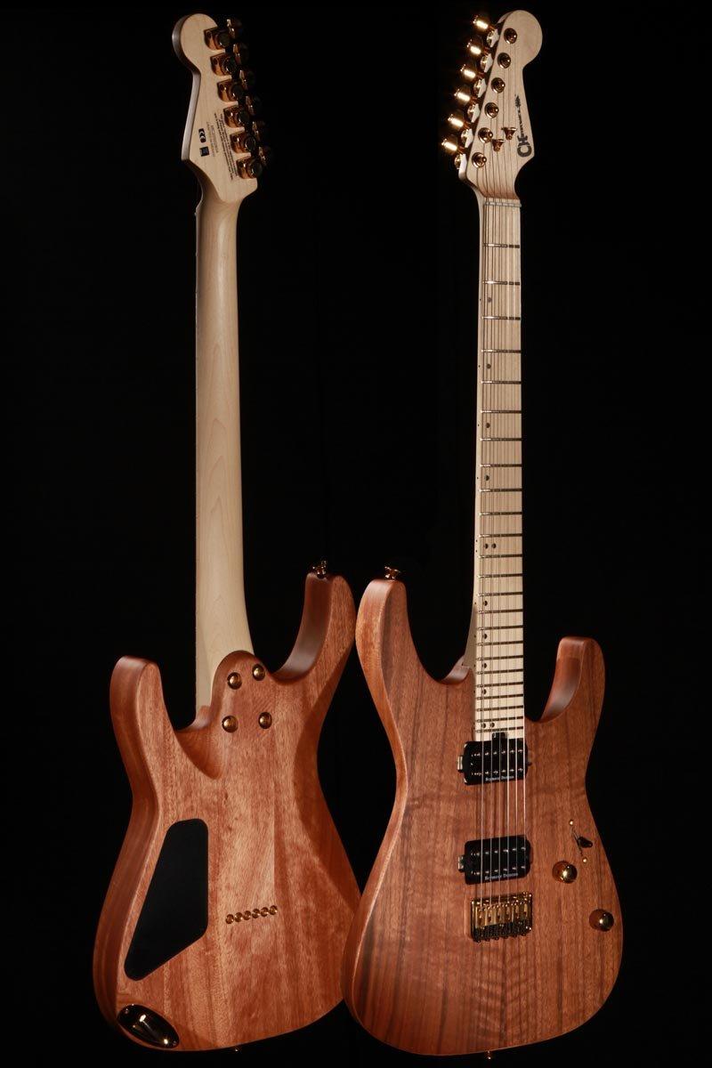 Charvel Pro-Mod DK24 Electric Guitar Mahogany with Figured Walnut