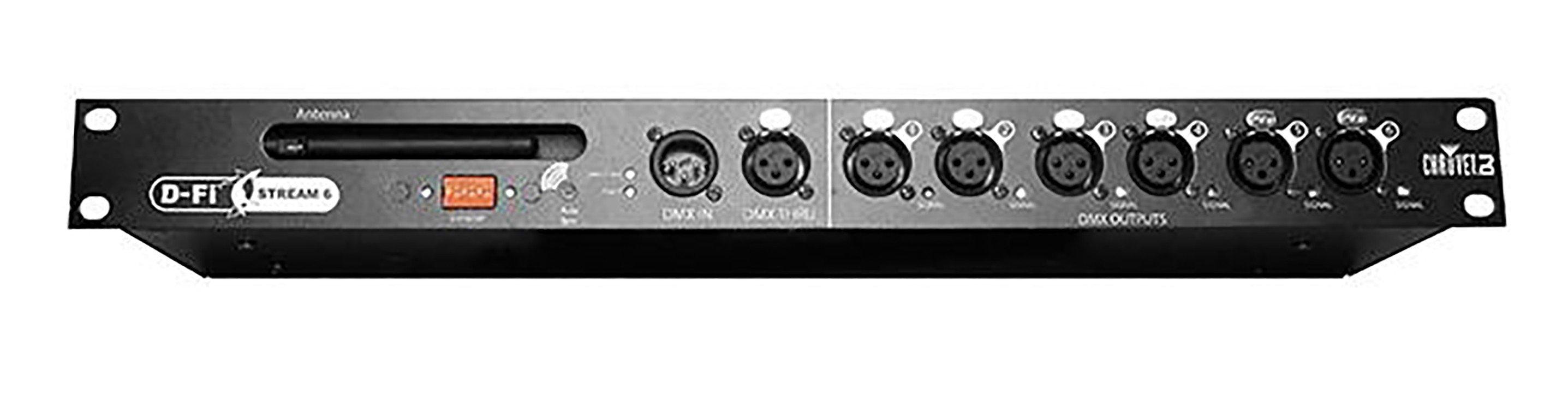 Chauvet D-Fi Stream 6
