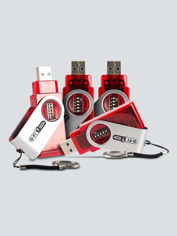 Chauvet D-Fi USB 4-Pack