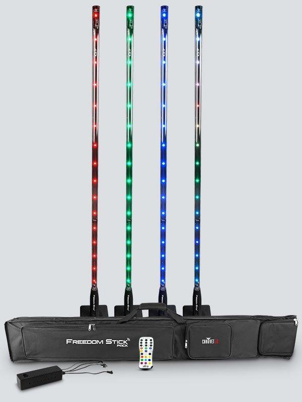 Chauvet Freedom Stick Pack Lighting Sticks