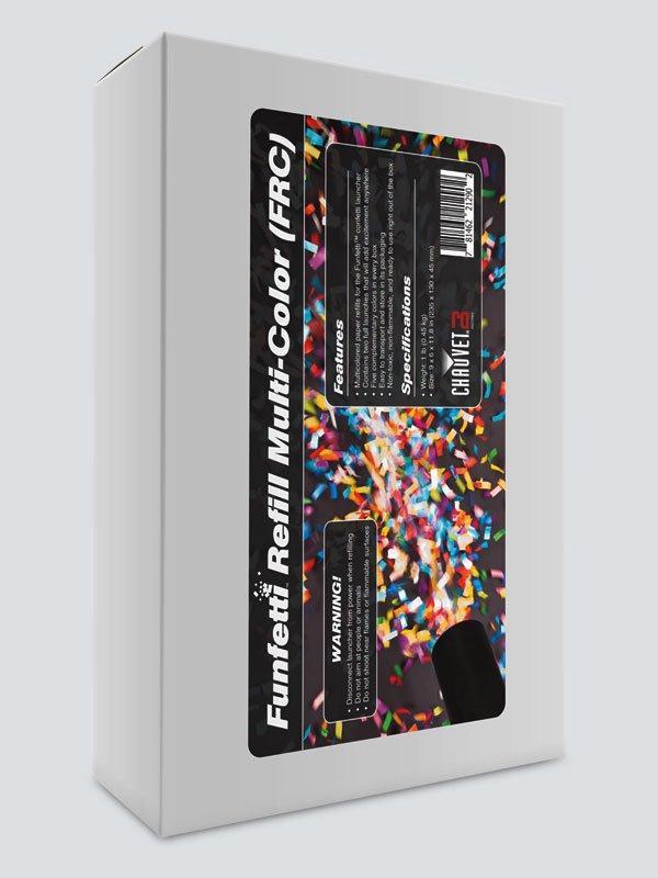 Chauvet Funfetti Color Refill