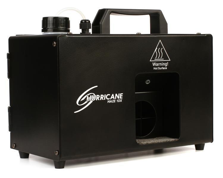 Chauvet Hurricane Haze 1DX Fog Machine