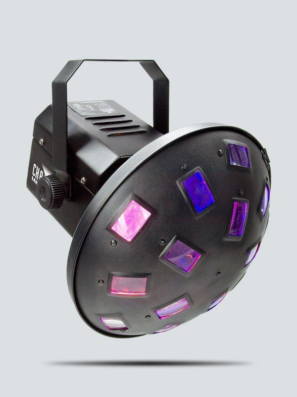 Chauvet LED Mushroom DJ Lighting