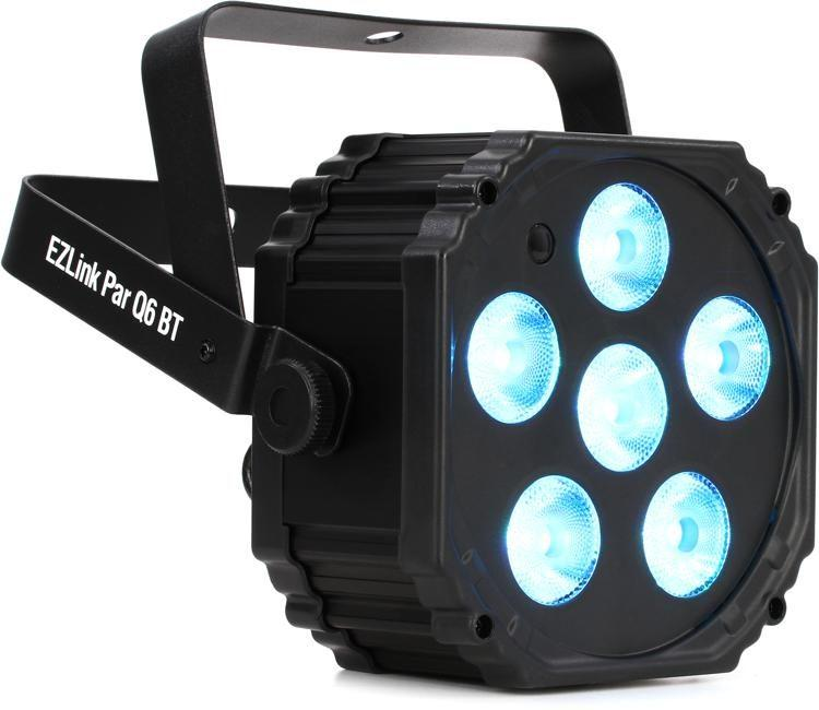 Chauvet Par 6Q Bluetooth Lighting