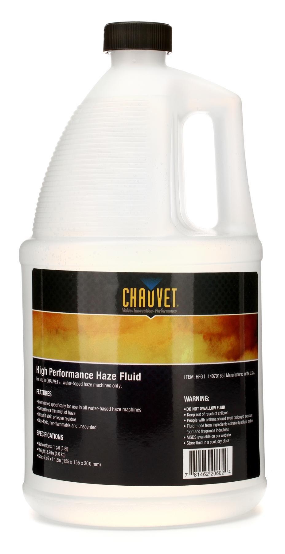 Chauvet Performance Haze Fluid 1 Gallon