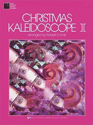 Christmas Kaleidoscope Book 2 - Cello