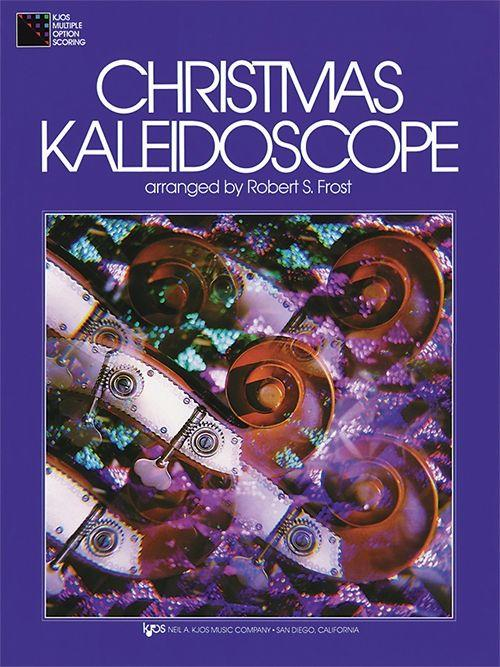 Christmas Kaleidoscope Cello