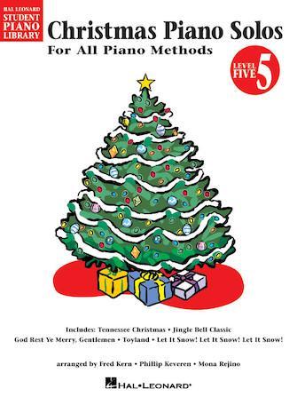 Christmas Piano Solos Level 5