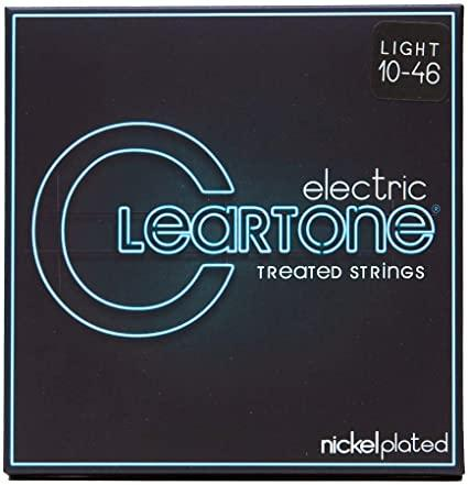 Cleartone Electric Guitar Strings Light 10-46