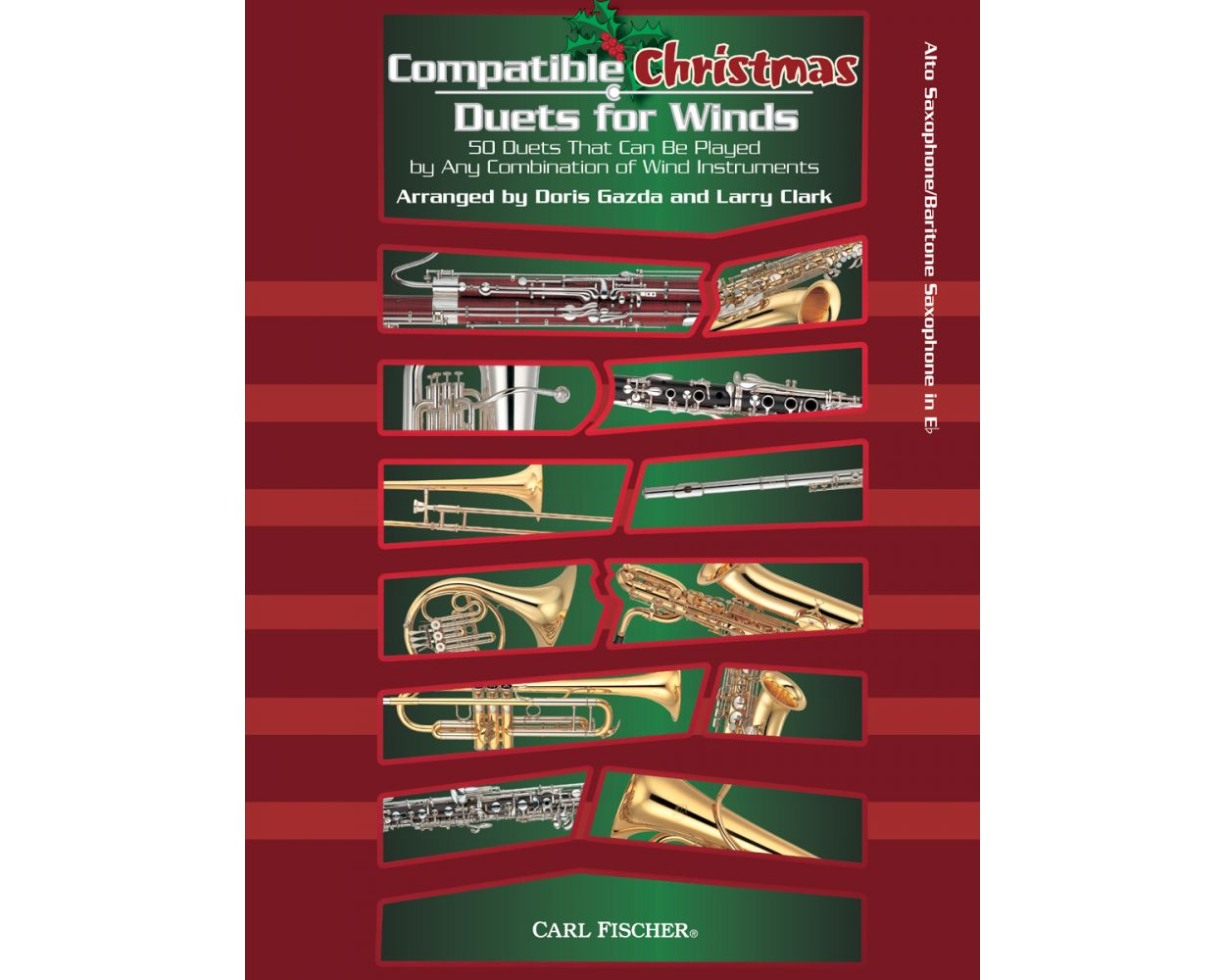 Compatible Christmas Duets for Winds 50