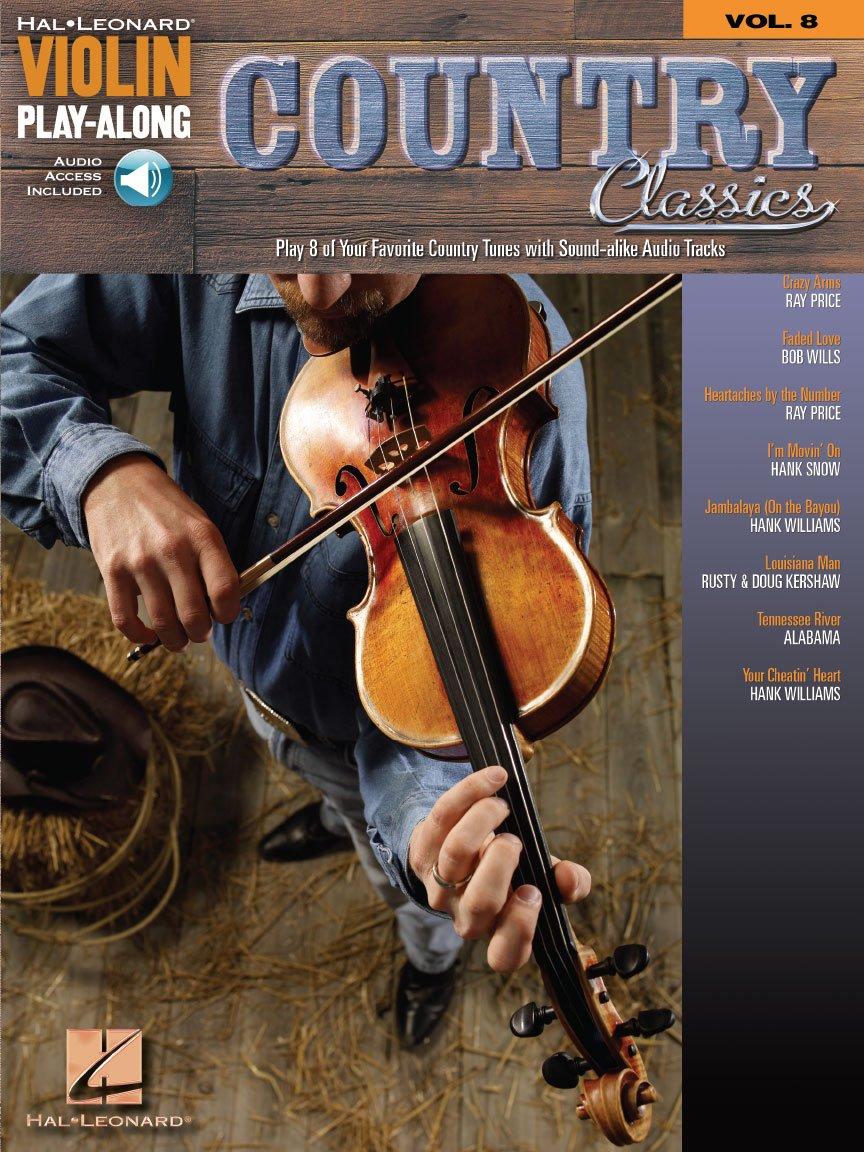Country Classics Violin Play Along