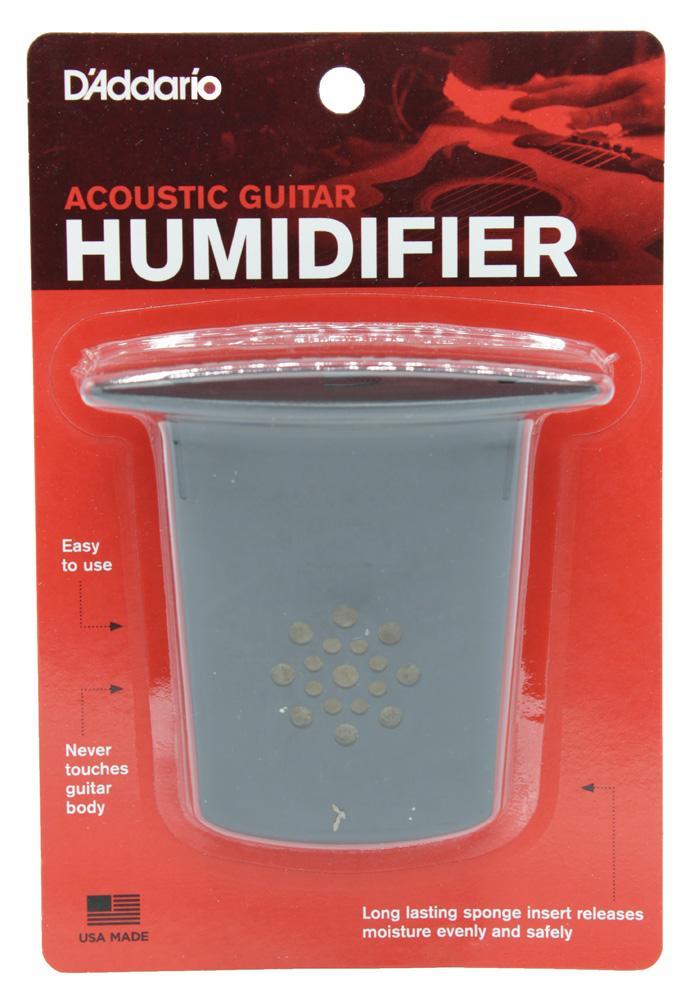 D'Addario Acoustic Guitar Sponge Humidifier