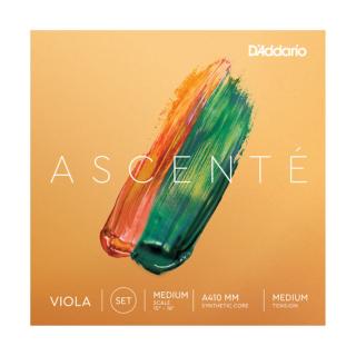 DAddario Ascente Viola Strings Medium