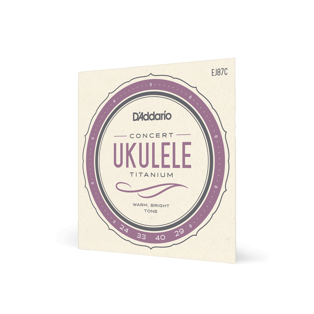 DAddario EJ87C Concert Ukulele String Set