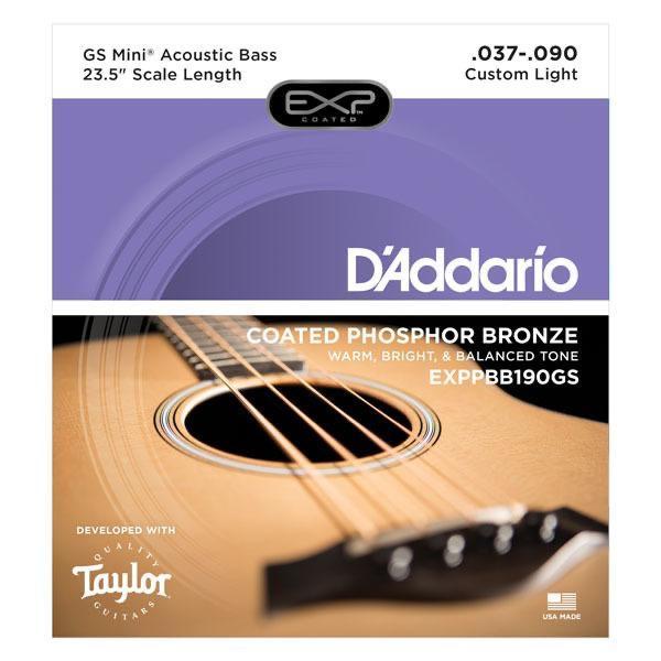 DAddario EXPPBB190GS GS Mini Bass Strings