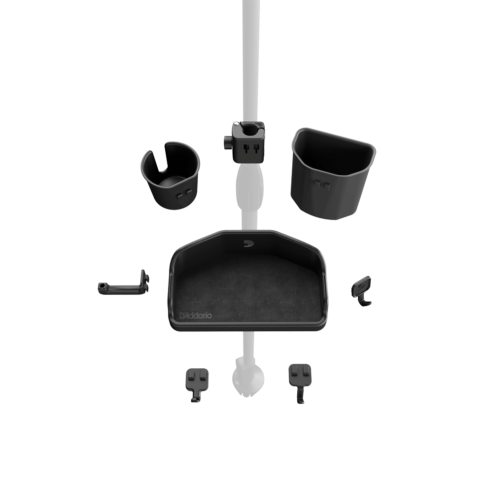 DAddario Mic Stand Accessory System Starter Kit