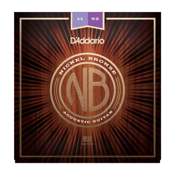 DAddario NB1152 Acoustic String Set .011-.052