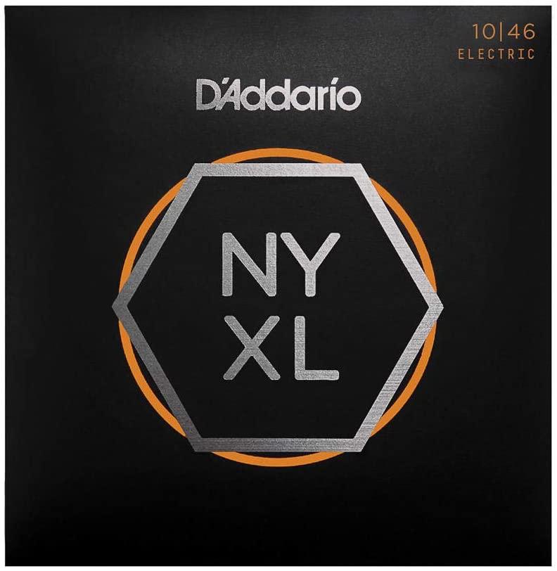 DAddario NYXL1046 Electric Guitar Strings 10-46