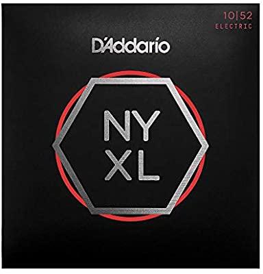 DAddario NYXL1052 Nickel Wound Electric Guitar Strings 10-52