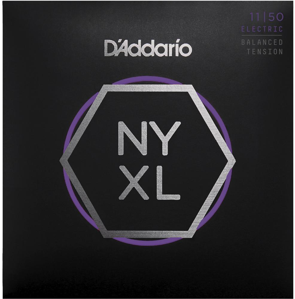 DAddario NYXL1150BT Balanced Tension Guitar Strings 11-50