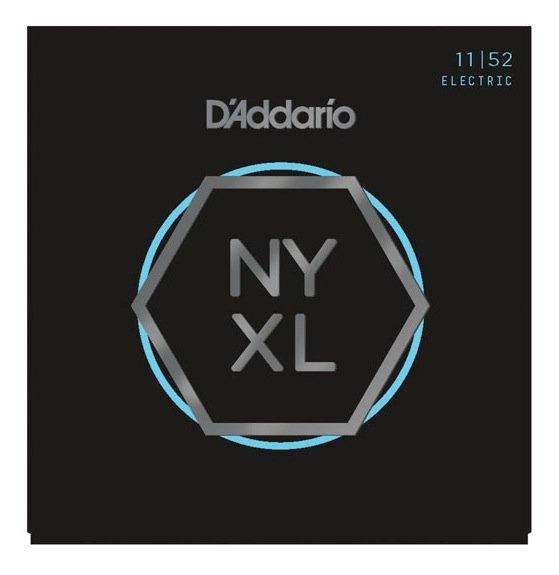 DAddario NYXL1152 Electric Guitar Strings 11-52