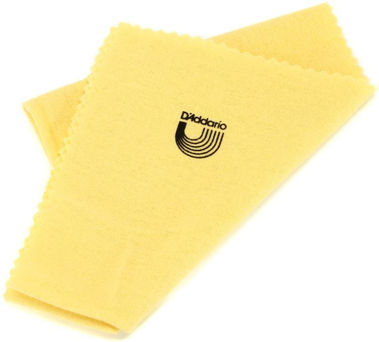 DAddario Untreated Polish Cloth