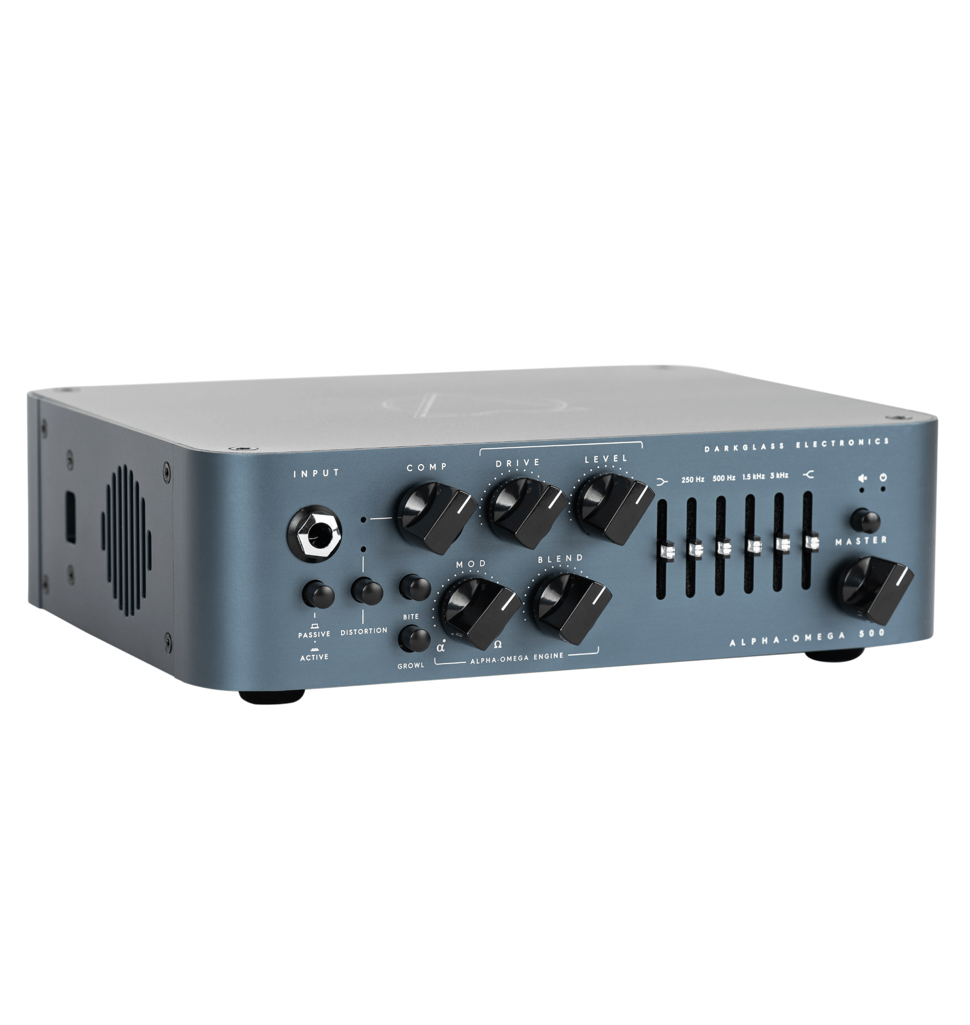 Darkglass Alpha Omega 500W Bass Amplifier