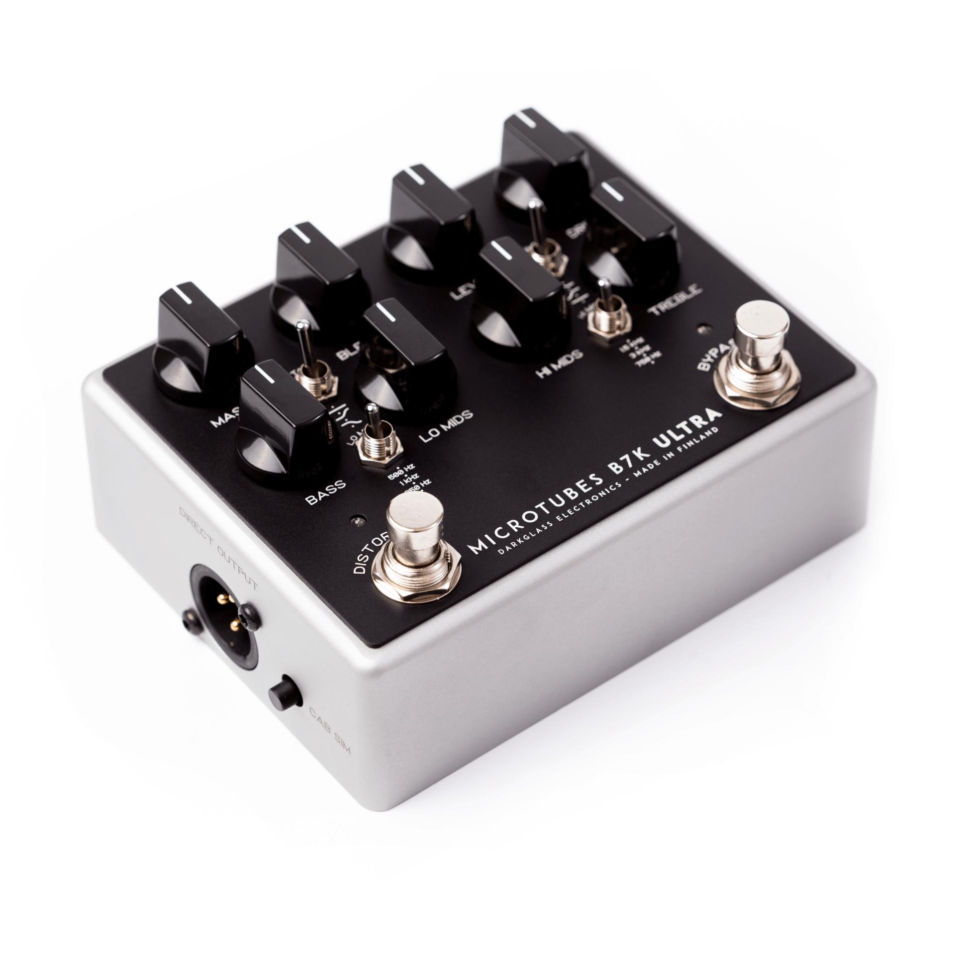 Darkglass B7K Ultra V2 Bass Preamp Pedal (Aux In)
