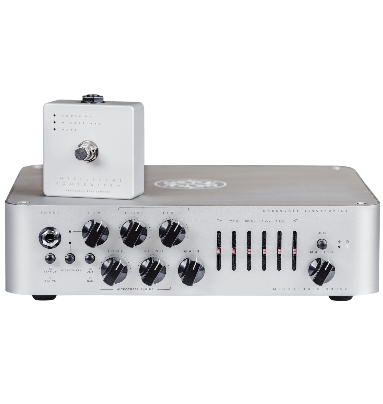Darkglass Microtubes 900v2 Bass Amplifier 900W