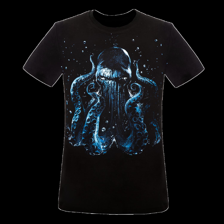 Darkglass The Squid T-Shirt-Large