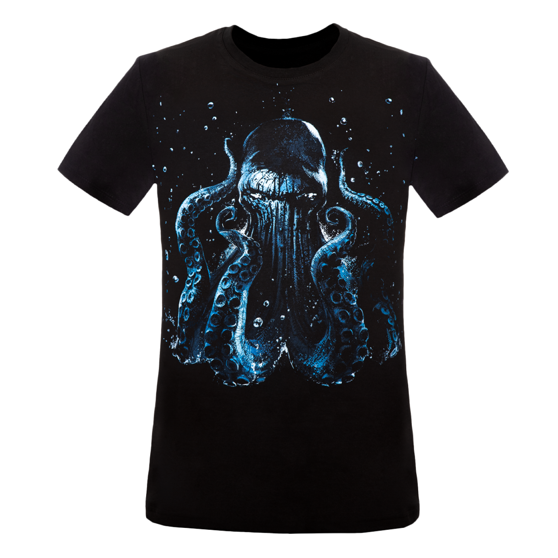 Darkglass The Squid T-Shirt-XL
