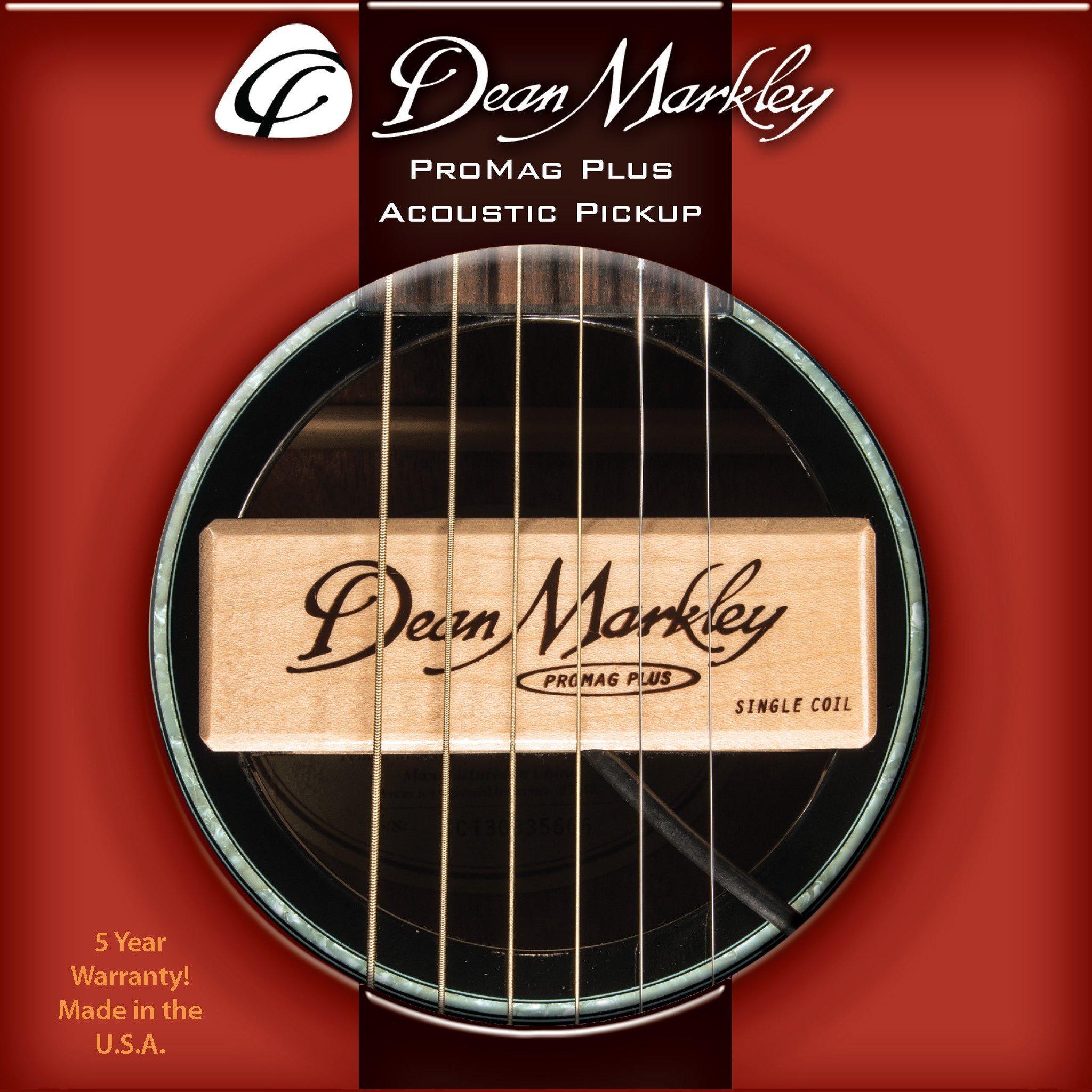 Dean Markley 3011 ProMag XM Single Coil Acoustic Soundhole Pickup
