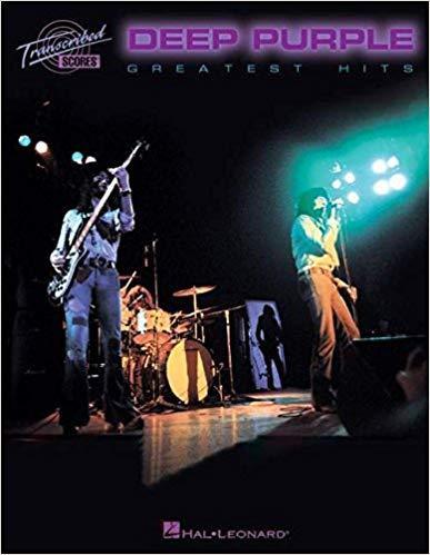 Deep Purple - Greatest Hits Paperback book