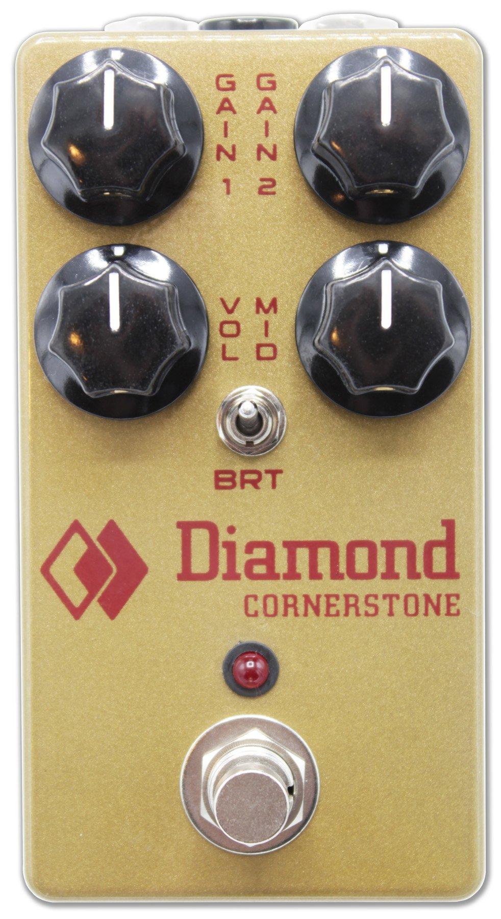 Diamond Cornerstone Dual Gain