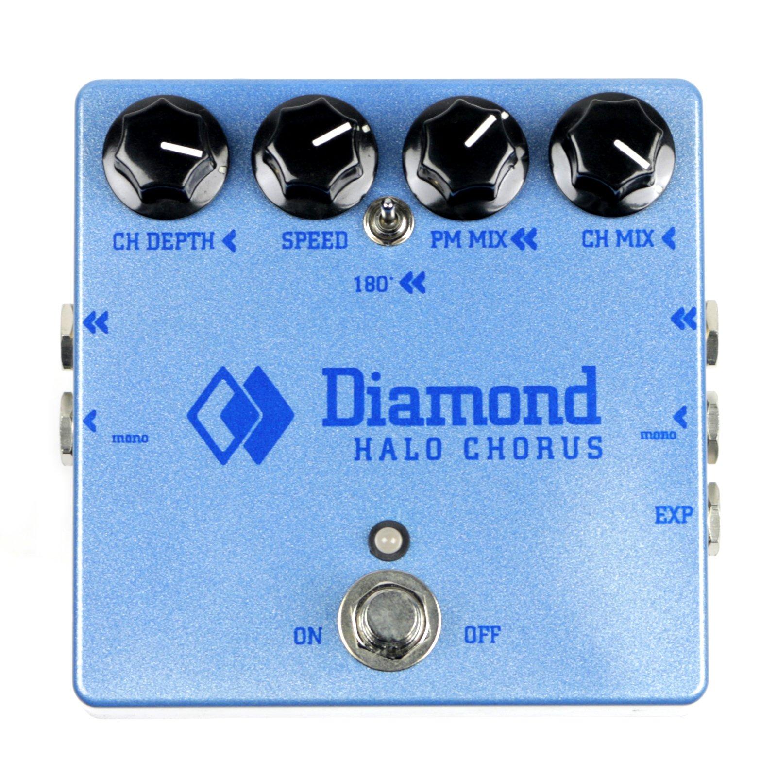 Diamond Halo Chorus - Floor Model Demo