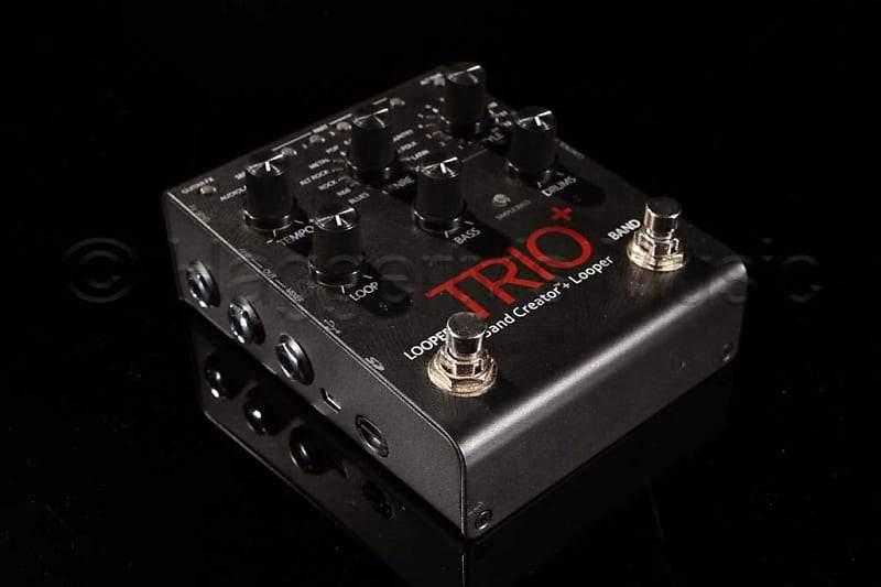 DigiTech TRIO Plus Band Creator + Looper