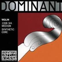 Thomastik-Infeld Dominant Violin String Set Ball End - 3/4