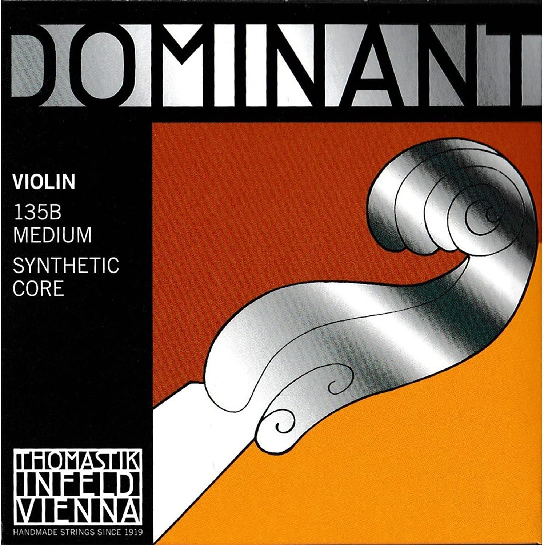 Dominant 4/4 Violin Strings Ball End