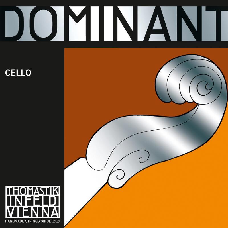 Dominant Cello 4/4 String Set