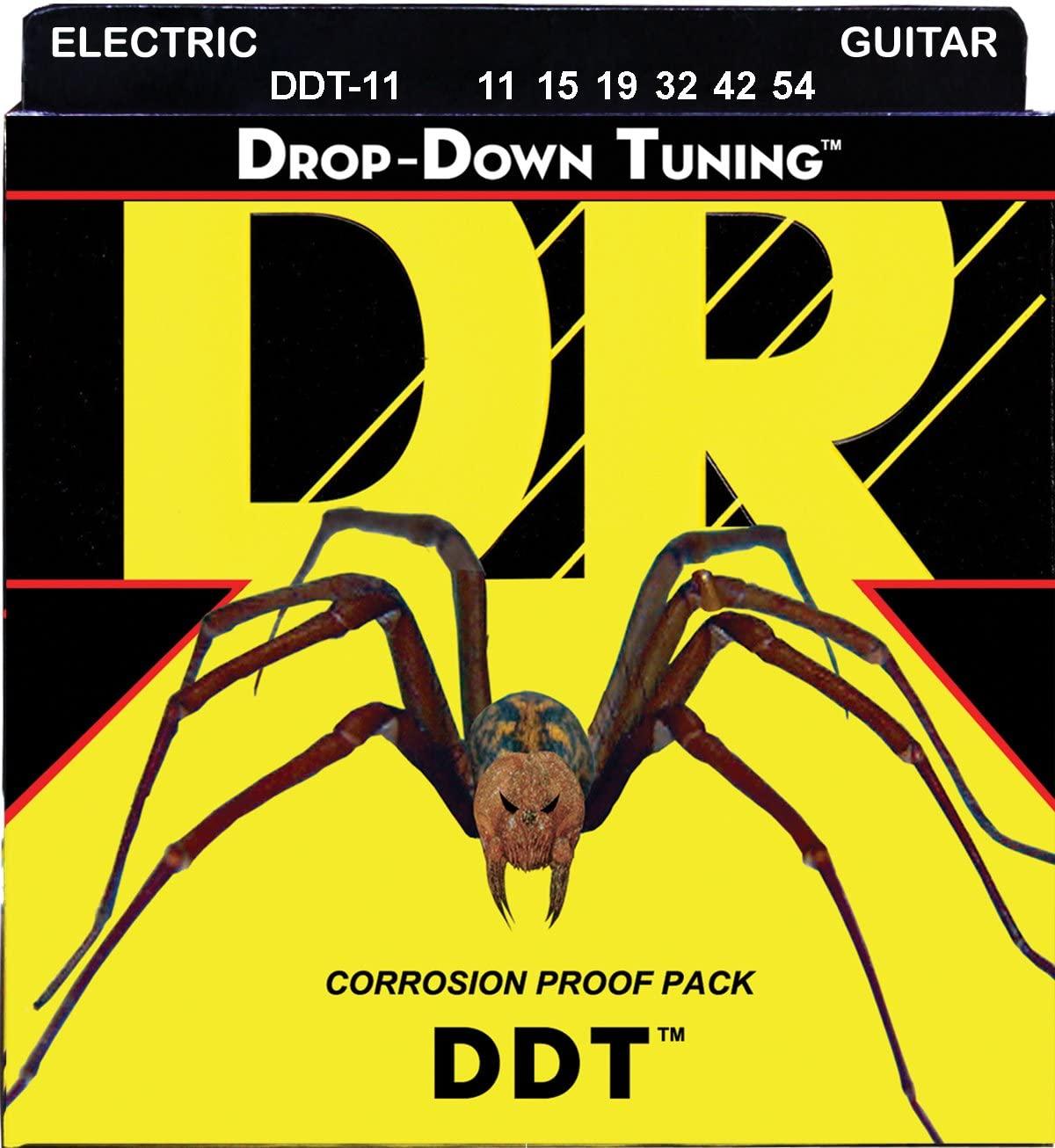 DR DDT 11-54 Electric Guitar String Set